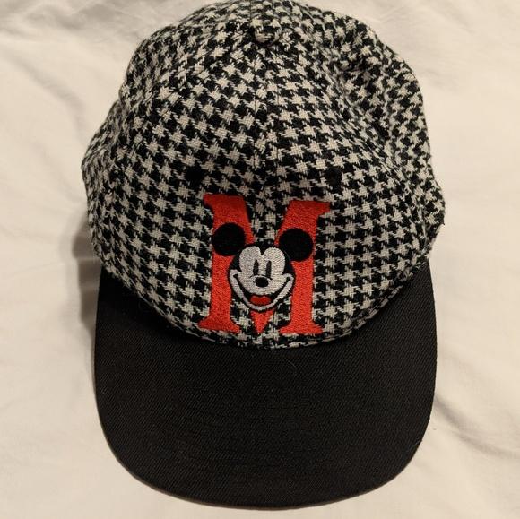 d67aa679d3f307 Disney Accessories | Vintage Mickey Mouse Ball Cap | Poshmark